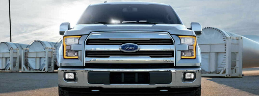 2017 Ford Colors >> Color Options For The 2017 Ford F 150