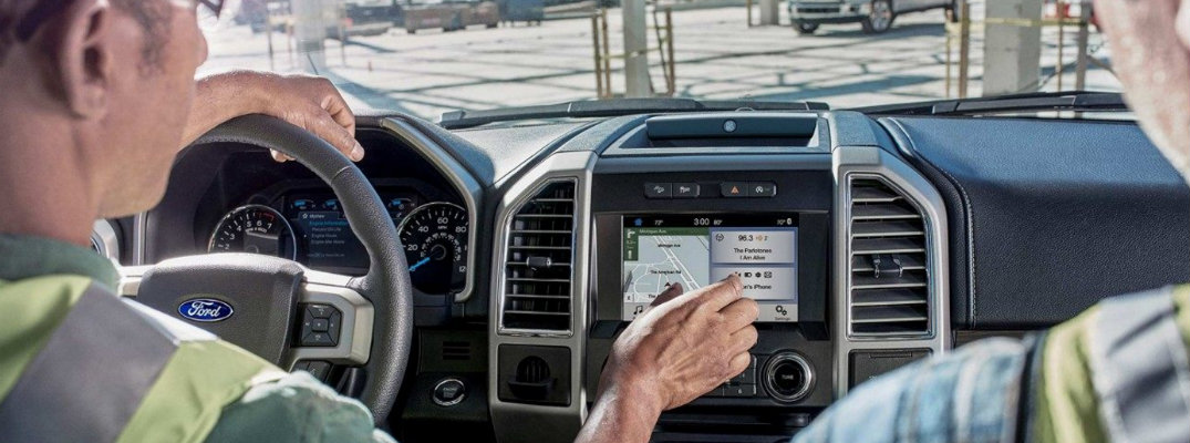 How to Pair Your Phone with Ford SYNC 3