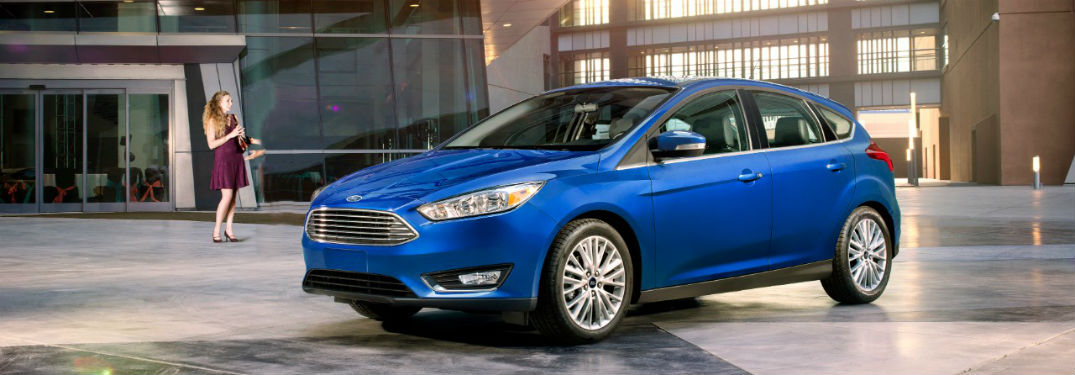 2018 Ford Focus Hatchback And Sedan Specs Features