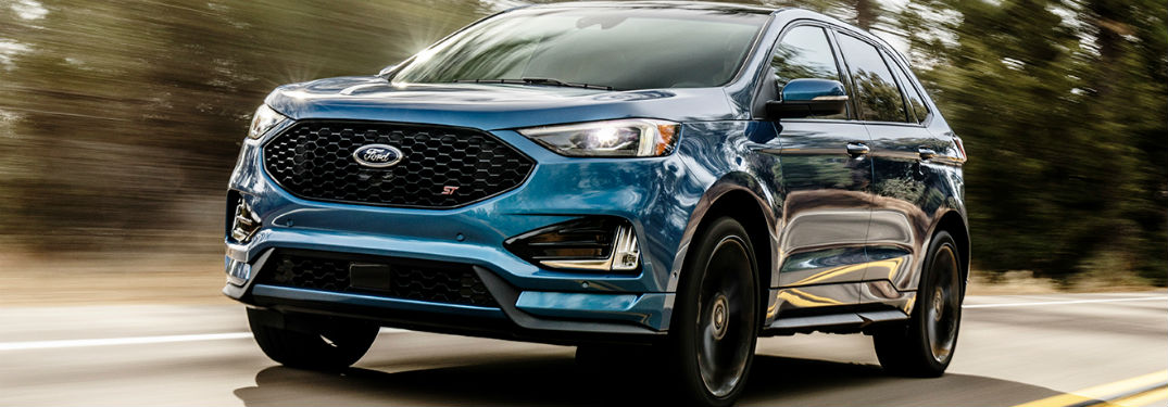 2019 Ford Edge St Horsepower And Performance Specs Wade Ford Smyrna