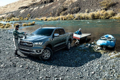 What Is The Max Payload Capacity Of The 2019 Ford Ranger