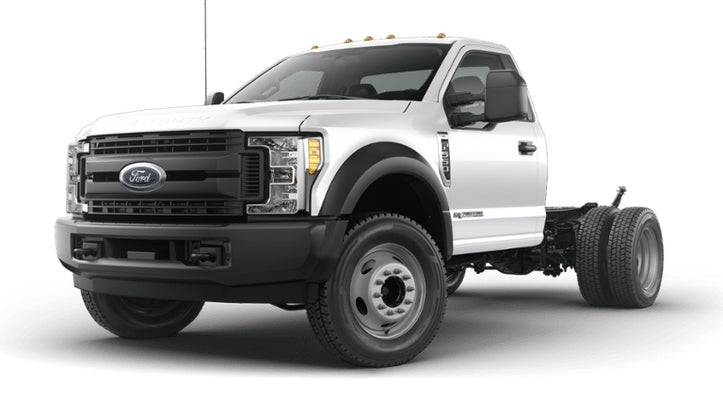Ford Dealerships In Ga >> 2019 Ford Chassis Cab F 550 Xl