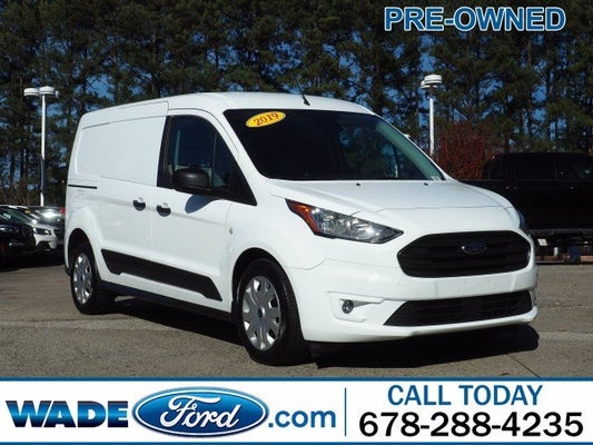2019 Ford Transit Connect Commercial XLT Cargo Van