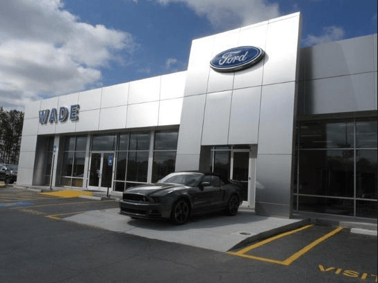 Wade Ford   Ford Sales & Service in Smyrna, GA   Buy a New Ford